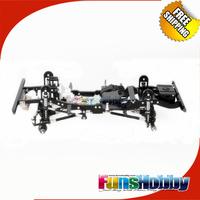 1/10RC Crawler Alloy Chassis kit V2 D90