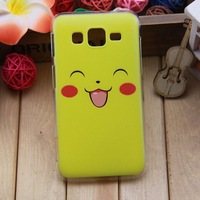 1pc Free shipping Special printed mobile phone hard Case for Samsung i8580 Galaxy Core back protective cover