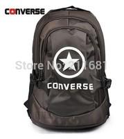 New Fashion mens computer bag converse backpack bag kids schoolbags Men sports bag black coffee free shipping