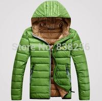 New 2014 Men winter down jacket brand outdoor sport parka outerwear overcoat Super Light Down Jacket High Quality Coat