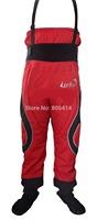 Lenfun unisex Whitewater dry pants,Touring,Kayaking dry pants bibs with relief zipper,Sea Kayaking,Rafting Paddling,Canoeing