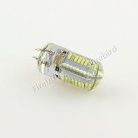 4 x G4 4W power led corn bulb, 3014SMD*64pcs Energy saving Corn Light, AC100-240V direct replace halogen lamps