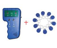 125Khz RFID Card Reader  ID Card Copy / Duplicator / Copier Writer / Programmer + 5pcs EM4305 each Writable tags , Free shipping