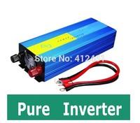 Dc to AC Power Inverter (2000w Pure Sine Wave,12V/24V/48V to 110V/220V/240VAC Peak Power 4000W) Factory price!!