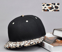 2014 New Styles Cheap Leopard Snapback Hats Floral Zebra Fashion Hats For Men sports caps Hip Hop Blank Baseball Cap