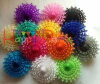 Hot Sales 20CM wedding party kindergarten decorative colorful garland flower background handspring honeycomb cellular snow fan