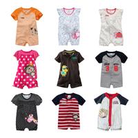 Summer Infant Jumpsuit,newborn,roupas meninos,baby boy clothes,overalls,roupas de bebe,polo baby romper,baby clothing