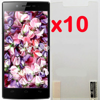 10pcs/Lot! New CLEAR LCD iocean X7s X7 plus Screen Protector Guard Cover Protective Film