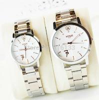 2014  luxury brands quartz watch for woman waterproof woman fashion watches students steel watch brand wristwatches free ship
