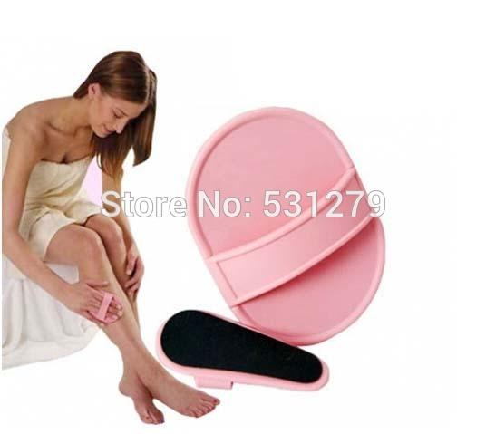 Hotsale 5sets/lot Sundepil remover hair smooth legs/Bikini line/underarms/ body hair painless epilator for women travelers(China (Mainland))