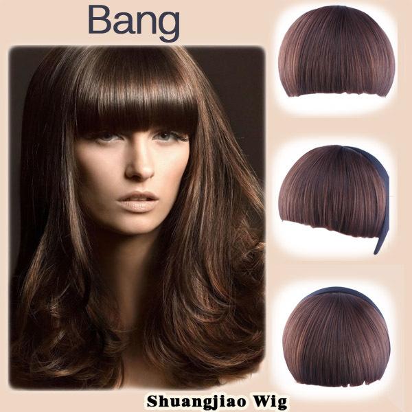 Clip-on Bangs Bangs Wig Clip Wig/hair/