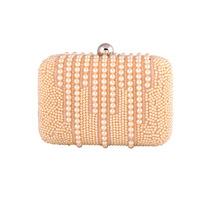 womens 2014 bags beading evening bags for women,Elegant full pearl day clutches wedding bags small bolsas femininas