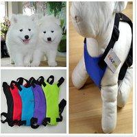1pc/lot 3 Sizes Adjustable Safety Pet Seat Belt Car Harness Dog Leash Safety Collar Supplies Dog Stuff Pads EJ672284