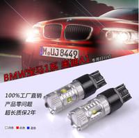 50W CREE LED Auto X1 Daytime Running Light  X1 116/116i A1 Series External Running Lights DC12V T20 Running Lamp DC12V
