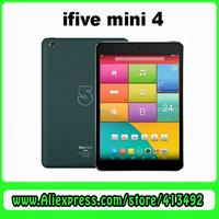 ifive mini4 tablet pc Rockchip RK3288 IPS retina screen dual camera 8MP 32GB 2GB eMMC external 3G ifive skin 4.4 dual band wifi