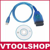 Best price VAG409 USB COM, High Quality Vag 409.1 USB KKL Interface , Vag 409 USB Cable Free Shipping