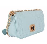 Free shipping new 2014 PU leather women handbags gold buckle metallic chain women bags women messenger bags