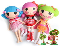 stock! 3pcs/lot new Lalaloopsy dolls 27CM girls doll birthday gift play house toys child brinquedos action figure collection