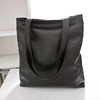 New Personalized PU Leather Women's Casual Bag Handbags Women Tote Trendy Bolsas Femininas Shoulder Bags WJ1054