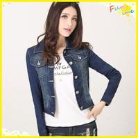 Новая зимняя мода, пиджак пальто куртки длинный рукав хлопок blazer женщин случайных casacos femininos основные куртки зимние