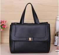 2014 Newest Coming Pu Handbags Women Famous Brands High Quality Woman Fashion Bag