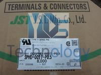 New Original JST Connectors SPHD-002T-P0.5 CONN TERM PHD CRIMP 24-28AWG TIN