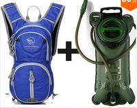 2014 Maleroads Bicycle bag + 2L TPU Water Bag Outdoor Sport Bladder Hydration Bike Bag Cycling bag cycle backpack running pack
