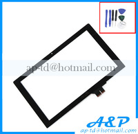 Tablet PC Touch Screen Panel Digitizer For ASUS VivoBook S200 S200E Glass Sensor Replacement Repairing Parts Free Shipping+Tools
