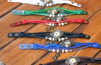 Retail free shipping New fashion Vintage watch women relogio masculino watches