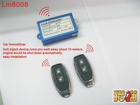 free shipping best quality  12voltage one way anti hijack car  security product