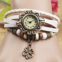 Retail free shipping New fashion Vintage women watches casual watch relogio feminino