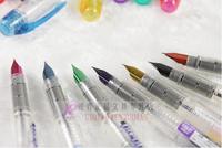 Japan platinum students pen rod pen PPQ - 200 color pen In ten thousand a pen Platinum pen with Inking device