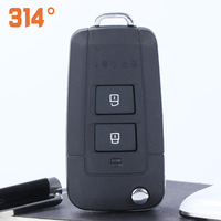 314° KIA shor SOUL/ remote control key shor remote shell to European style folding key