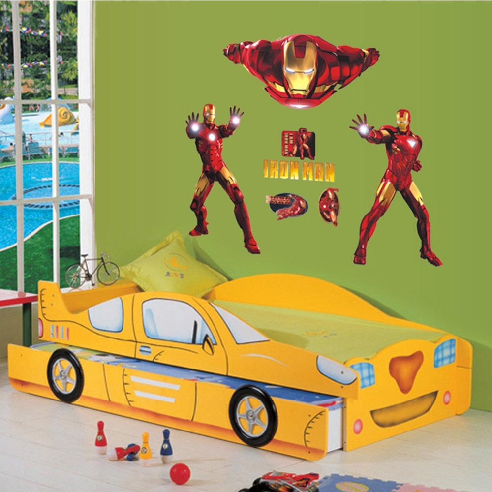 Cartoon Baby Iron Man Iron Man Cartoon Child