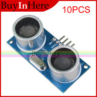 10PCS Detector Ranging Hc Sr04 Hcsr04 HC-SR04 Ultrasonic Module Distance Measuring Transducer Sensor For Robot