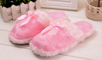 Free Shipping New Avvrial Winter Indoor Cotton Slipper Wholesale