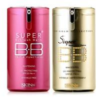 HOT Super BB Cream Concealer Makeup Pink Whitening Skin79 Face Cream SPF25 PA++ 40g