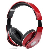 Hot  sale wireless Headphone,headset music player,Game Headphone for MP3 PC Support  TF card/FM Free shipping