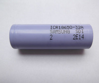 Original ICR18650 3200mAh 32A Rechargeable Li-ion Battery Free Shipping by Singapore Air Mail