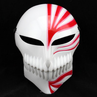 Free ship Party Masks 10 pcs/ lot V for Vendetta Anonymous Guy Fawkes Mask Halloween Cosplay Kurosaki Ichigo christmas gift