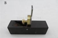 1 PC of European style woodworking tool ebony Mini Wood Plane KO1053-055-B