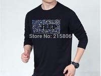 2014 men's long sleeve T-shirt 8012#