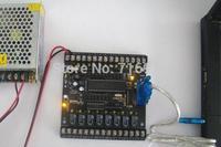 PLC industrial control panels / 20MR 51 MCU / USB computer control relays DC 24V
