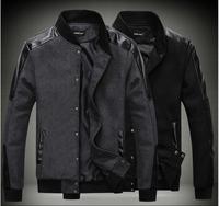 Free shipping new autumn coat fashion casual men's jacket  size L-XXXL