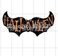 Free shipping  1p Halloween Bat  Foil Helium Balloon Birthday Party Halloween Decoration Celebration Supplies Kids Gift  Toy