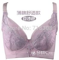 Sexy Women Underwear Plus Size 36-44 CDE Full Cup Push Up Women Bras Lace Sexy Women Underwear BIG Lady Bras