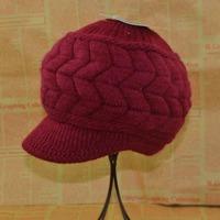 The new influx of female Korean winter hat cute knit wool cap