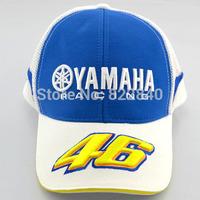 Hot sale New style Summer Mesh sunshine baseball cap VR46 Rossi signature Tenis cap racing cap Gorras Drop shipping