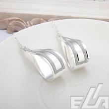 925 silver earrings designer jewerly women 2015 (China (Mainland))