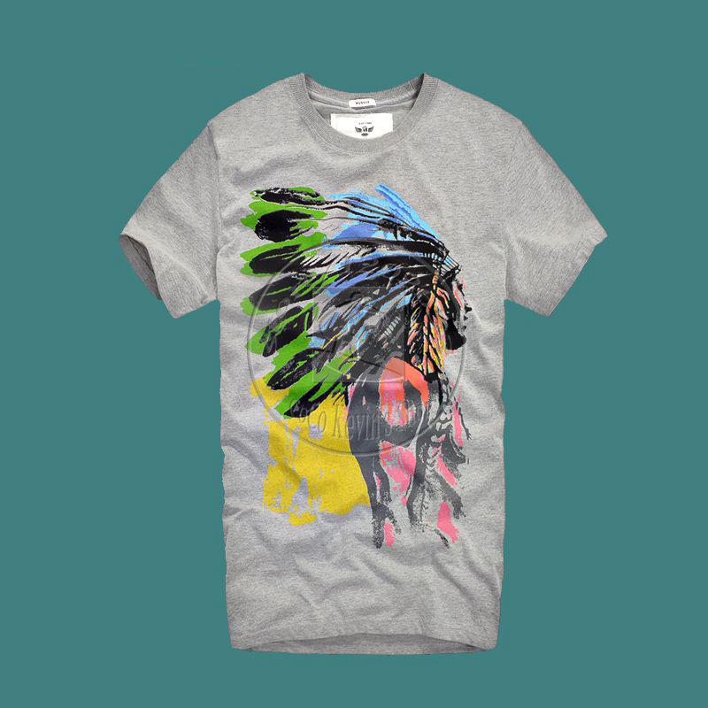Men's T-shirt Men Free Shipping Camisetas Masculinas Fashion Casual Shirt Brand Design Tops Tees Short 100% Quality Cotton Tomy(China (Mainland))